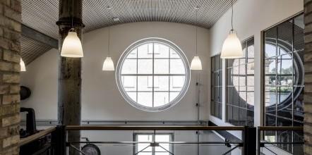 Nominerede til renoveringsprisen 2014. Her er det Sverigesgade 4 i Odense.