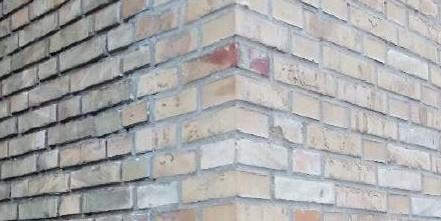 Nyt muret hjørne